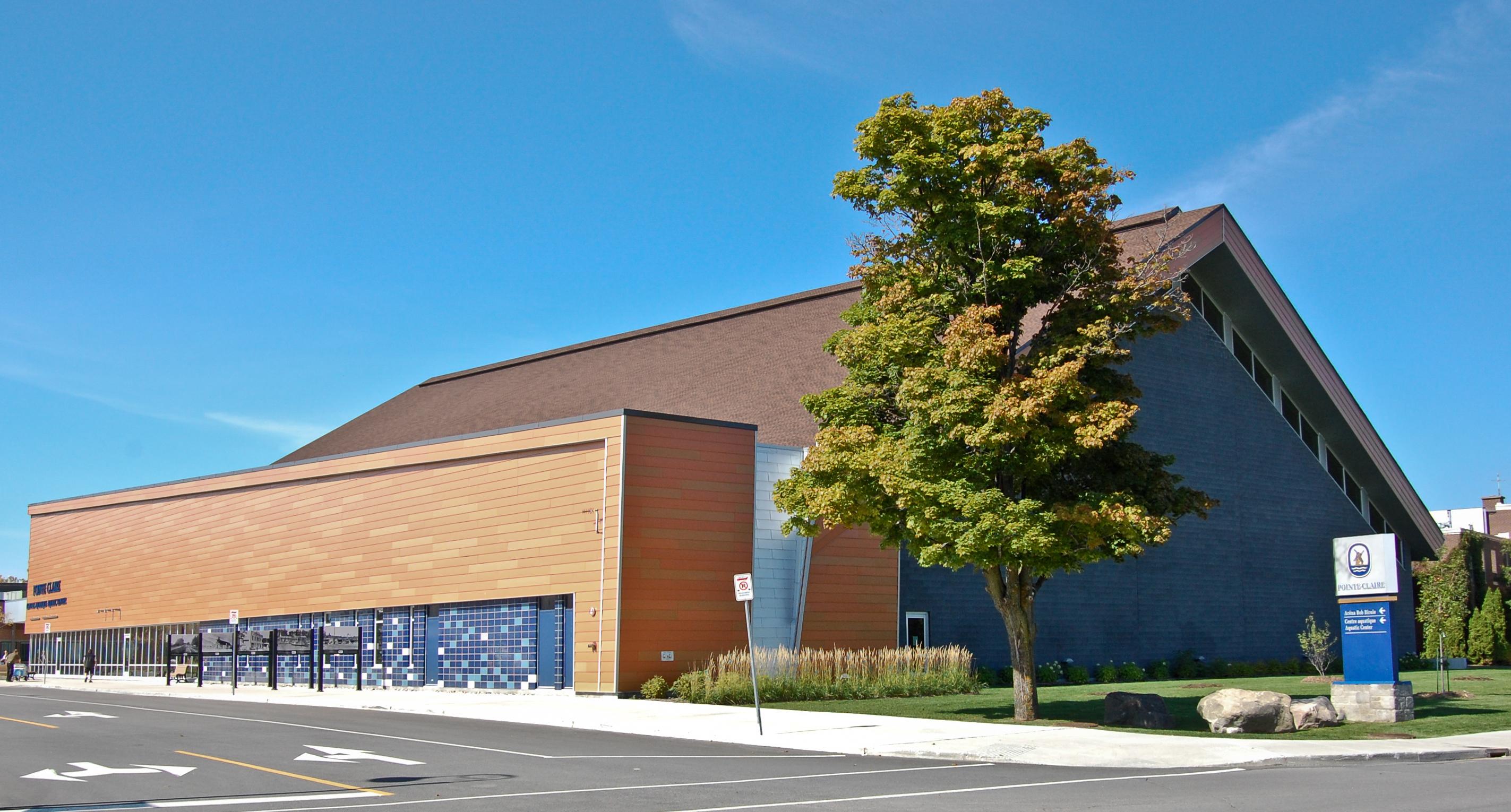 Aquatic Centre - City of Pointe-Claire