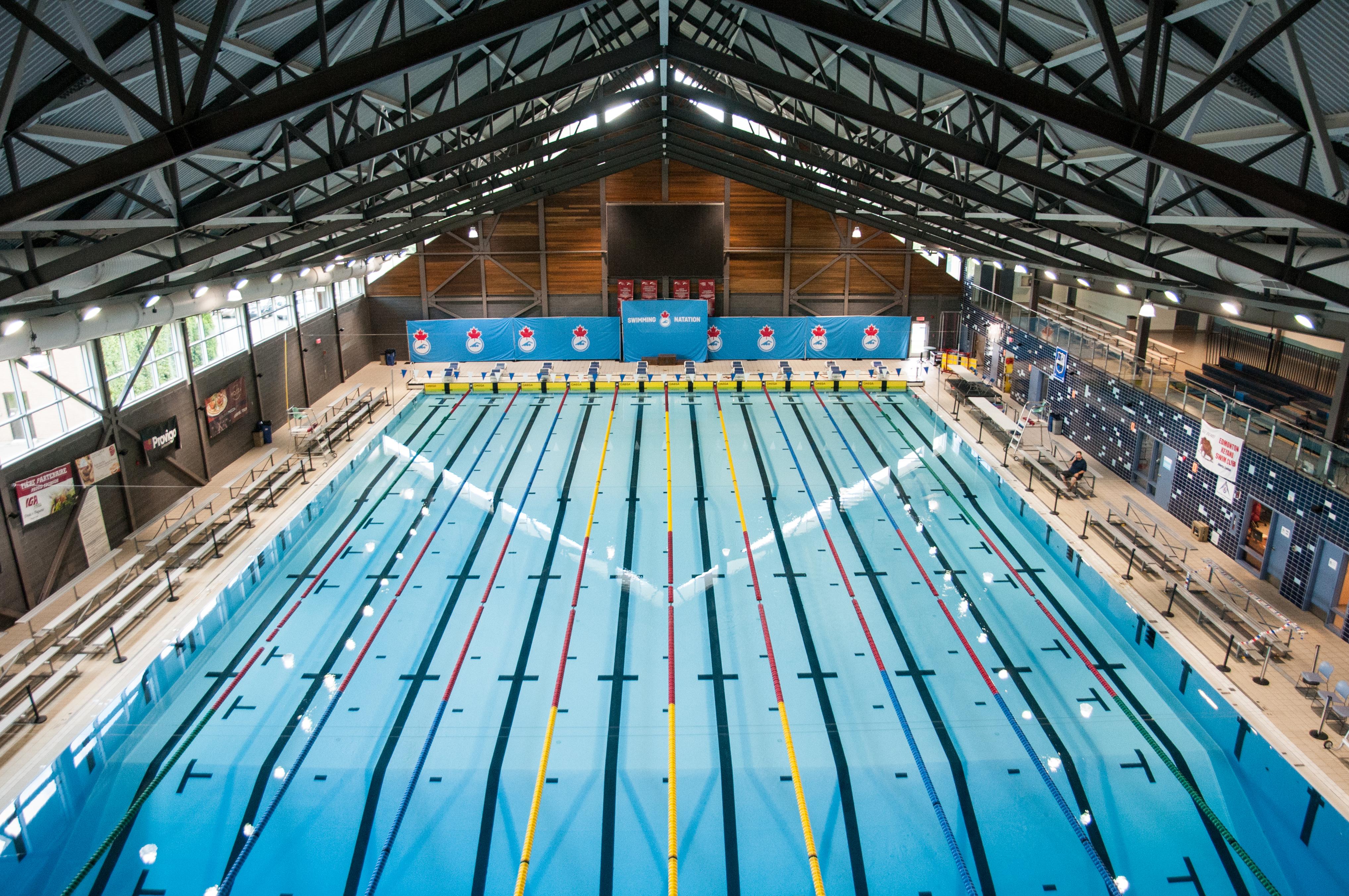 Aquatic Centre City Of Pointe Claire