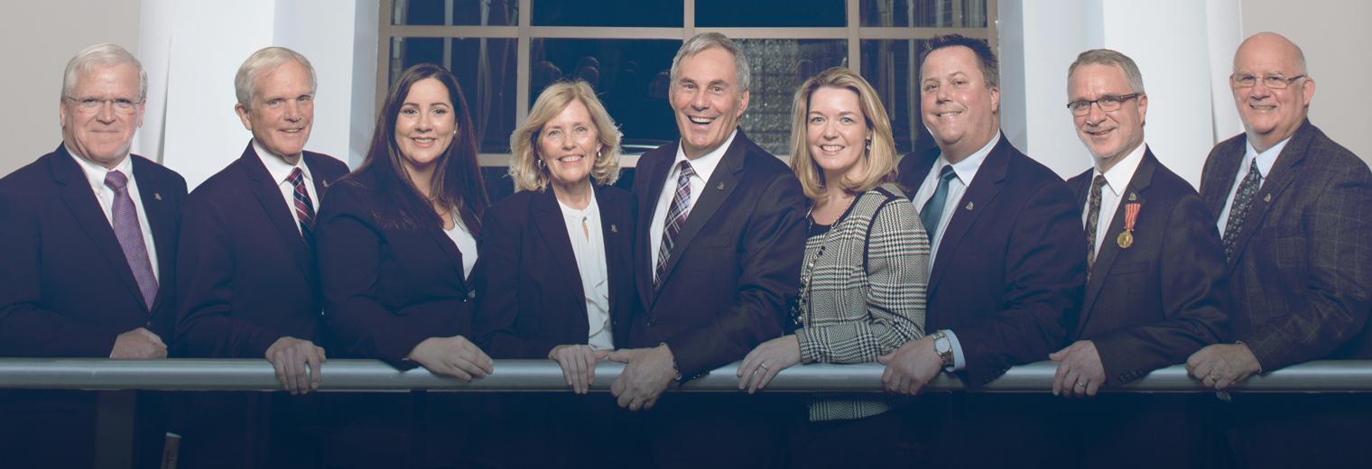 City Council Members Ville De Pointe Claire